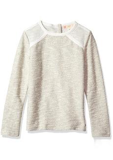 Roxy Big Girls' Magellan Clouds Sweater
