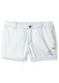 Roxy Big Girls' West Coast and U Denim Shorts