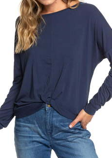 Roxy Billow Water Knot Top