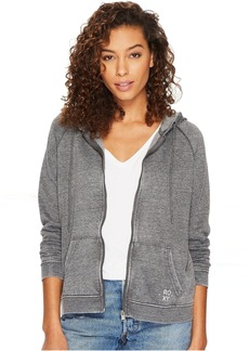 Roxy Break Drop Hoodie B Fleece Top
