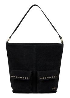 Roxy Break Things Large Handbag true black