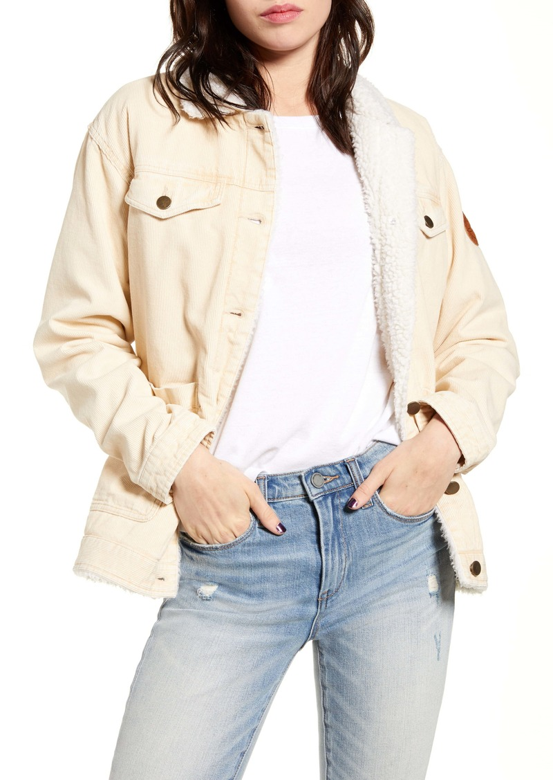 Roxy Bright Night Corduroy Jacket