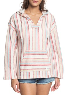 Roxy Call of the Ocean Stripe Hoodie