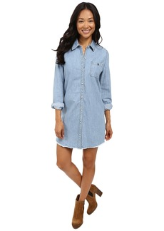 Roxy Cat Island Denim Shirt