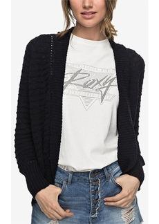 Roxy Chunky-Knit Cardigan