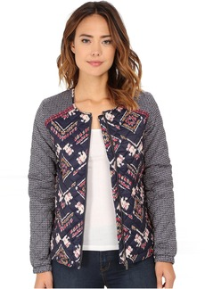 Roxy Coastal Desert Quilted Jacket