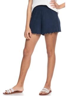 Roxy Cozy Day Shorts