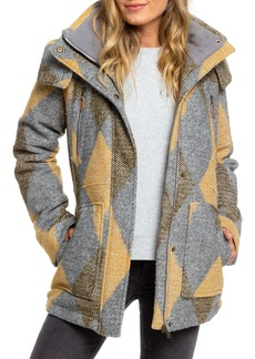 Roxy Dawn Hooded Coat