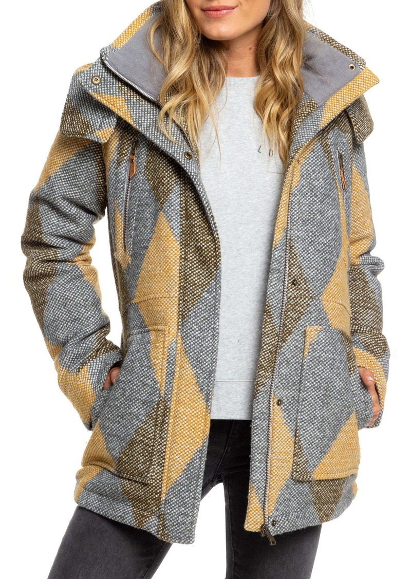 Roxy Dawn Hooded Coat