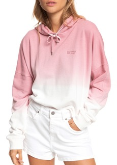 Roxy Down the Coast Crop Hoodie