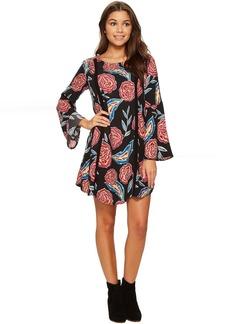 Roxy East Coast Dreamer Printed Dress