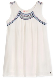 Roxy Embroidered Top Dress, Big Girls (7-16)