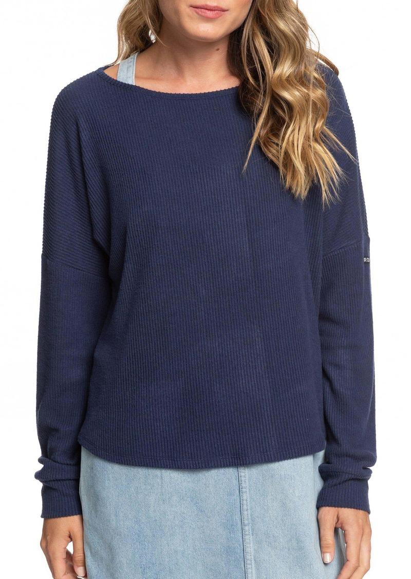 Roxy Everyday Rib Pullover