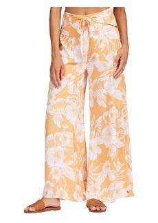 Roxy Floridita Beach Wide Leg Pants