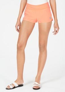 Roxy Foldover Boardshorts Women's Swimsuit