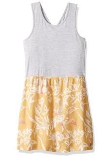 Roxy Girls' Big Inspire Life Tank Dress  8/S