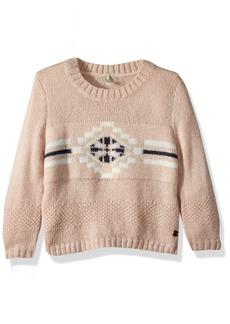 Roxy Girls' Little Across The Sky Sweater