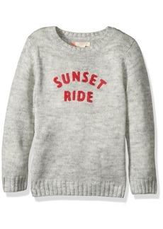 Roxy Girls' Little Daisy Tales Sweater