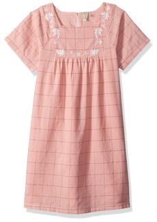Roxy Girls' Little Precious Butterfly Short Sleeve Dress