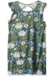 Roxy Girls' Little Sky Sleeveless Dress