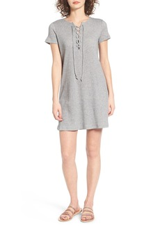 Roxy Go Your Way Lace-Up Dress