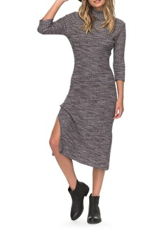 Roxy Hello Fall Sweater Dress