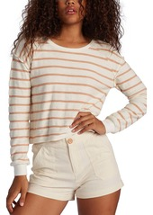 Roxy Hiking Dreams Stripe Top
