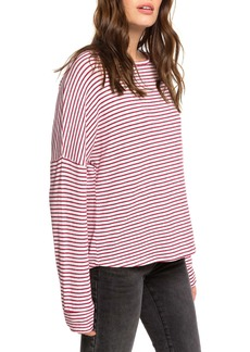 Roxy Holiday Everyday Stripe Top