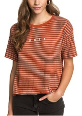 Roxy Infinity is Beautiful Stripe T-Shirt