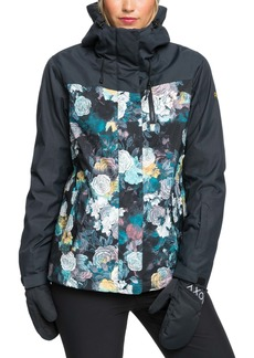 Roxy Jetty 3-in-1 Waterproof Hooded Jacket