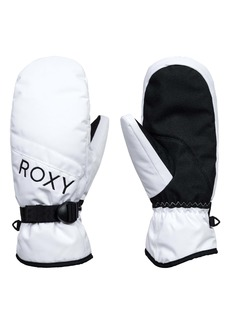 Roxy Jetty Solid Snow Mittens