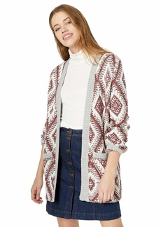 Roxy Junior's All Over Again Cardigan Sweater  S