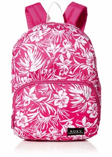 Roxy Junior's Always Core Mini Backpack beetroot Purple Island Cove sample