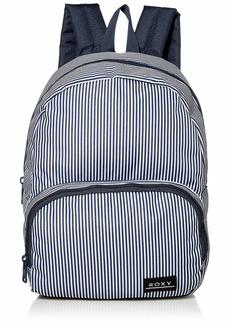 Roxy Junior's Always Core Mini Backpack Mood Indigo Vogia sample