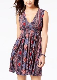 Roxy Juniors' Angelic Grace Printed Dress