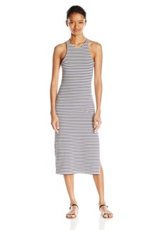 Roxy Junior's Ano Nuevo Dress  Stripe Eclipse