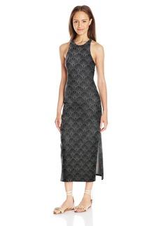 Roxy Junior's Ano Nuevo High Neck Dress In The Breeze True Black