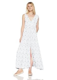 Roxy Junior's Apache Nature Dress Marshmallow Simple AZAZ XL