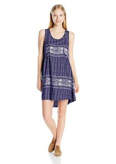 Roxy Juniors Astro Coast Sleeveless Dress