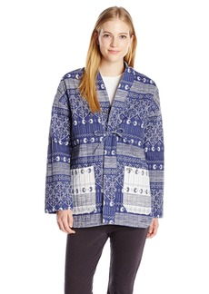 Roxy Juniors Baleine Bay Jacket  Small