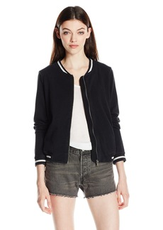 Roxy Junior's Beach Banks Bomber Jacket