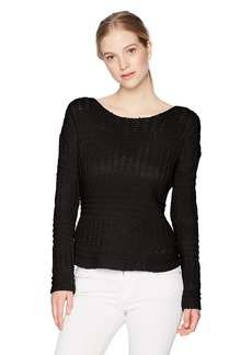 Roxy Junior's Blush Seaview Sweater  XS