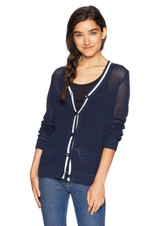 Roxy Junior's City Escape Cardigan Sweater  L