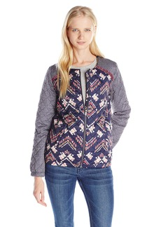 Roxy Junior's Coastal Desert Jacket  arge