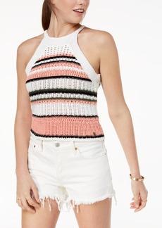 Roxy Juniors' Cotton Crop Top