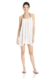 Roxy Junior's Cover Up Sweet Vida Solid Cover-Up Dress