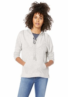 Roxy Junior's Cozy Hooded Pullover Sweater  M