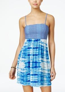 Roxy Juniors' Crystal Light Printed Dress