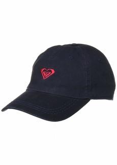 Roxy Junior's Dear Believer Logo Baseball Cap  1 SZ