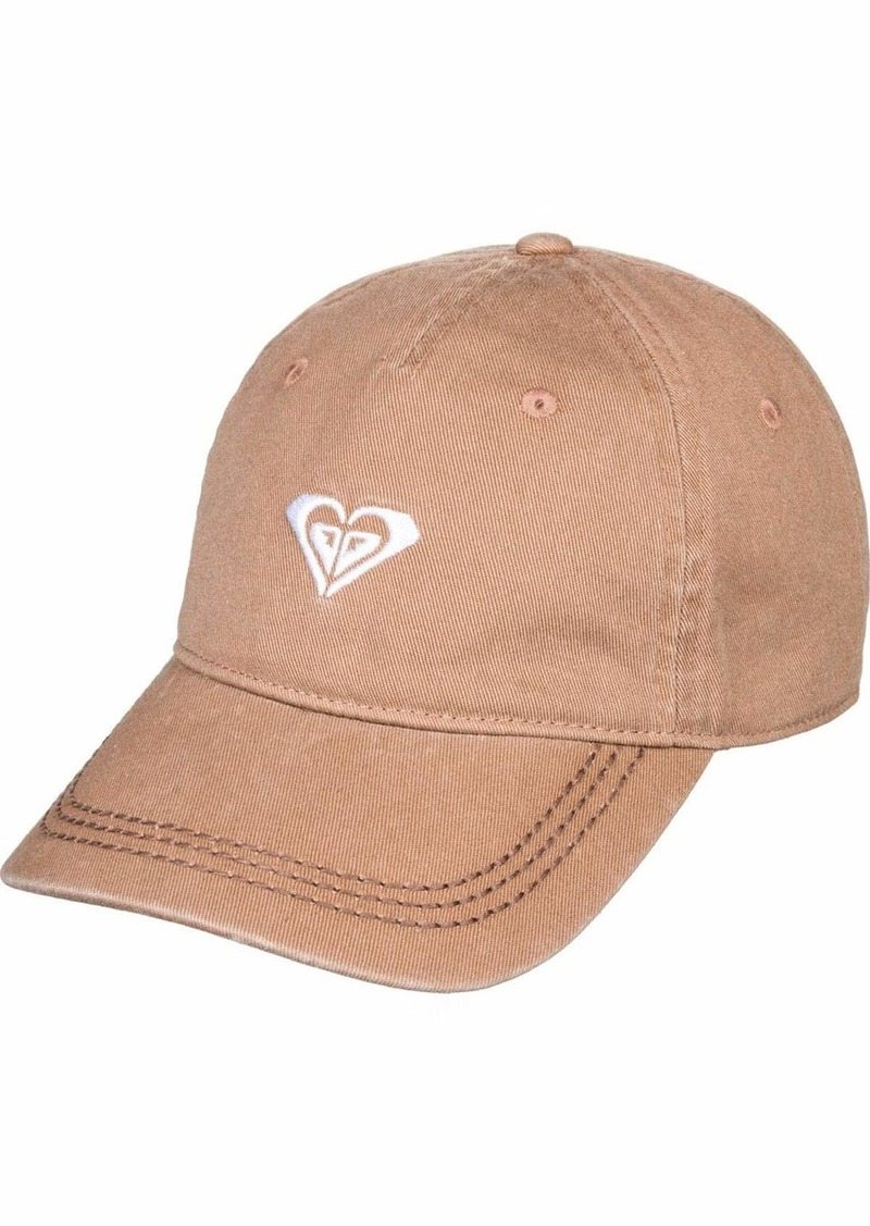 Roxy Junior's Dear Believer Logo Cap  1SZ